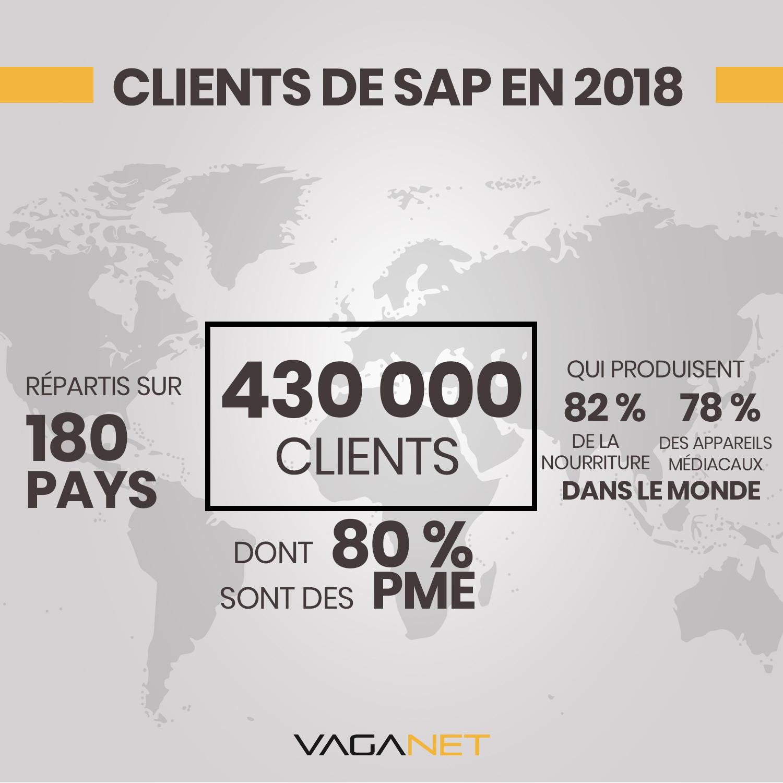 Clients de sap en 2018