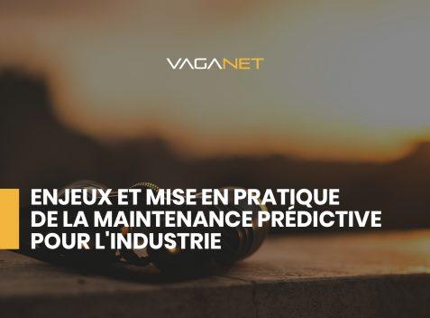 maintenance prédictive pour l'industrie